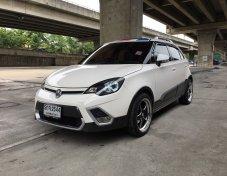 MG-3 1.5 Xross รุ่นTOPสุด ปี 2016 สีขาว รถมือเดียว ไมล์แท้วิ่งน้อย