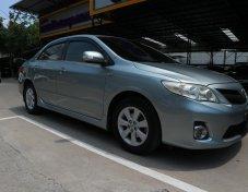 2013 Toyota Altis sedan