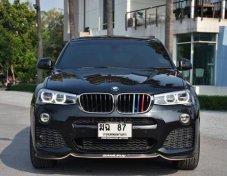 BMW X4 Xdrive 20d M-Sport ปี 18