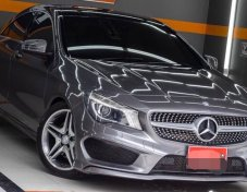 MERCEDES-BENZ CLA250 AMG ( W117 ) 2.0 / AT / ปี 2015