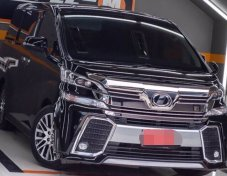 ⭐ NEW ARRIVAL ⭐ TOYOTA VELLFIRE ZG EDTION 2.5 / AT / ปี 2015
