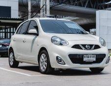 2013 Nissan MARCH 1.2 V hatchback