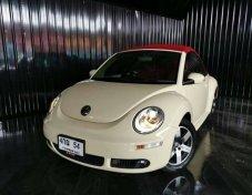 Volkswagen New Beetle 2.0 Cabriolet Minorchange ปี2010