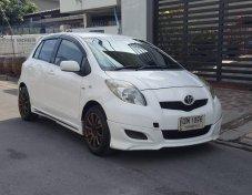 ออกรถไม่มีค่าใช้จ่าย Toyota Yaris J เครื่อง 1.5 AT  ปี 2008 จด 2009 คลองหลวง