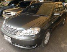 2005 Toyota Altis sedan