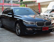 BMW 730Ld 3.0 G12 (ปี 2017) M Sport Sedan AT ราคา 4,390,000 บาท