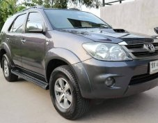 TOYOTA FORTUNER 3.0 V 4WD ปี 2007 suv