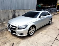 2011 Mercedes-Benz CLS250 CDI Avantgarde sedan