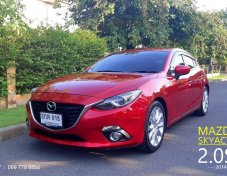 MAZDA3 SKYACTIVE 2.0SP / AT / ปี 2014