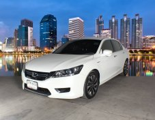 HONDA ACCORD 2.0 HYBRID A/T ปี2014  3กศ8938