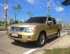 Nissan Frontier 4 ประตู 3.0 ZDi ปี 2004