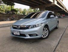 ฟรีดาวน์ Honda Civic 1.8E ปี 2012 รถมือเดียวประวัติดี สภาพเดิมไม่มีชน