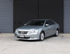 TOYOTA CAMRY 2.0 G A/T ปี2013  2กธ1073