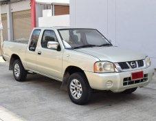 Nissan Frontier 3.0 KING CAB (ปี 2003) ZDi Pickup MT ราคา 175,000 บาท