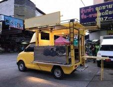 Suzuki Carry Truck pickup รถขายของเคลื่อนที่