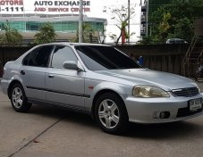 Honda Civic 1.6 A/T 1999 ขายสดไฟแนนท์ไม่รับจัด