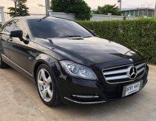 2011 Mercedes-Benz CLS250 CDI Exclusive sedan