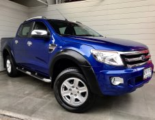 2015 Ford Ranger 2.2 DOUBLE CAB (ปี 12-15) Hi-Rider XLT Pickup AT