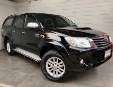 2015 Toyota Hilux Vigo 3.0 CHAMP DOUBLE CAB (ปี 11-15) G 4x4 VN Turbo Pickup AT