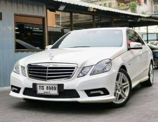 Benz W212 E250 Amg Sport package ปี 2010
