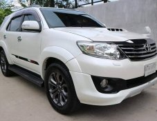 TOYOTA FORTUNER TRD 3.0 V 4WD ปี2014 suv
