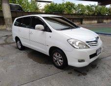 ฟรีดาวน์ Toyota Innova 2.0G ปี 2011