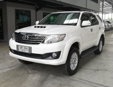 TOYOTA FORTUNER 2.5G 2WD / MT / ปี 2012
