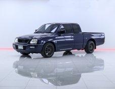 2001 Mitsubishi Strada GLX pickup
