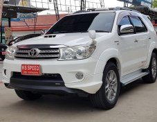 TOYOTA FORTUNER 3.0 TRD Smart A/T 4WD ปี 2010
