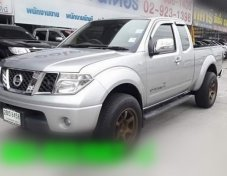 2009 Nissan Frontier Navara LE Calibre pickup
