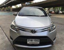 ฟรีดาวน์ Toyota Vios 1.5E ปี 2013