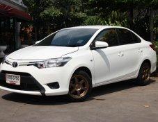 2015 Toyota VIOS J ออกรถ 5,000 บาท แถมน้ำมัน แถมประกัน โทรเลย 0619391133 ต่าย