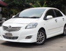 2012 Toyota VIOS G ใช้เงินออกรถ 5,000 บาท แถมประกัน แถมน้ำมันเต็มถัง โทรเลย 061939113