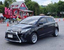 Toyota Yaris 1.2 E Auto 2014 ดำ ขร9507