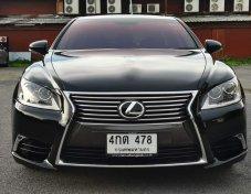 ขาย Lexus LS460 minorchange ปี15 รถศูนย์ออก Lexus Thailand รถสวย พร้อมใช้งาน