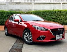 2015 Mazda 3 S Plus hatchback