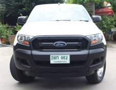 2017 Ford RANGER Hi-Rider XLS ออกรถ 5,000 บาท จัดเช้าเย็นรับรถ โทรคุย 0619391133 ต่าย