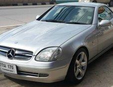 BENZ-R170-SLK200 ปี 1997 รถแท้ ธนบุรี