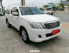Toyota Hilux Vigo J 2014 รถกระบะ