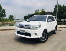 2011 TOYOTA FORTUNER 3.0 4WD TRD SPORTIVO AT