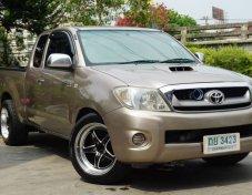2009 Toyota Hilux Vigo E pickup มีเครดิตฟรีดาวน์ทันที ออกได้ทุกอาชีพ