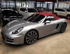 Porsche Boxster GT Silver