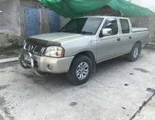 2003 Nissan Frontier ZDi pickup