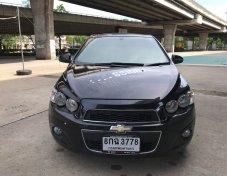 Chevrolet Sonic Sports 1.4 LTZ ปี 2013 ไมล์น้อยเเท้ รถสวยจัด ไม่เคยชน