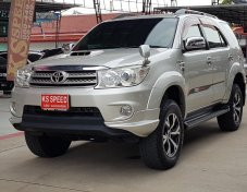 TOYOTA FORTUNER 3.0V Smart A/T 4WD ปี2009