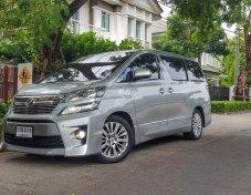 2012 Toyota VELLFIRE Z G EDITION
