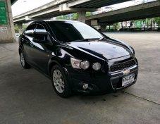 2013 Chevrolet Sonic 1.4 LTZ รถสวยพร้อมใช้งาน ราคาสบายๆ