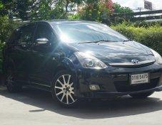 2008 Toyota WISH Q รถ 7 ที่นั่ง ออกรถ 5,000 บาท โทรคุย 0619391133 ต่าย