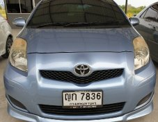Toyota YARIS 1.5E 2011 รถเก๋ง 5 ประตู