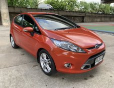 ฟรีดาวน์ Ford Fiesta 1.6 Sport ปี 2011